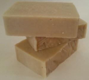 Cinnamon Rose Goat Milk Soap