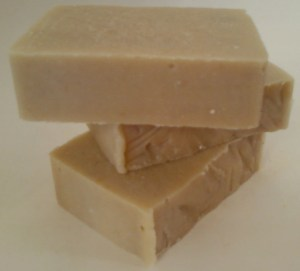 Cinnamon Rose Goat Milk Soap