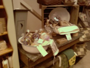 Country Home Crafts Display II