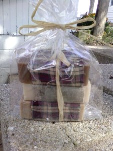 Patchouli, Cedarwood, Sandalwood Goat Milk Soap