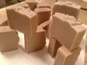Handcrafted Wine Soap