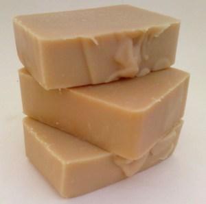 Cedarwood Oakmoss Goat Milk Soap