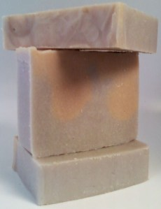 Lavender Sweet Orange Goat Milk Soap