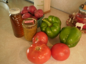 Amish Pepper Butter