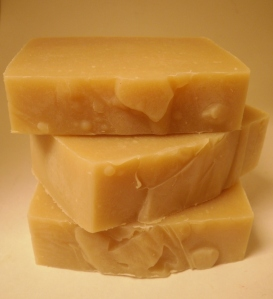 goat milk soap with cocoa butter