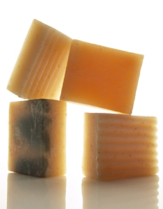 handcrafted goat milk soap www.anniesgoathill.com