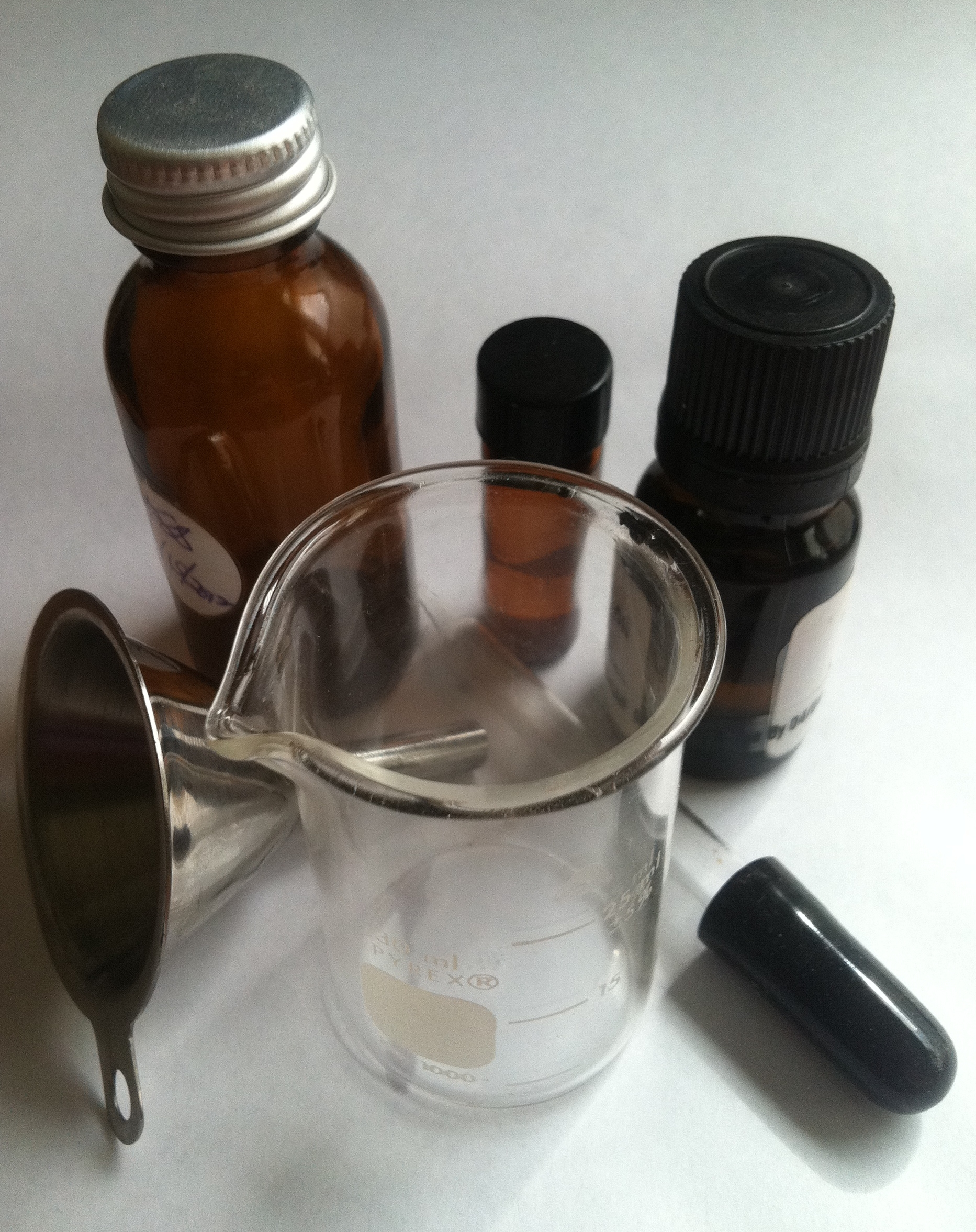 how to make perfume at home for business