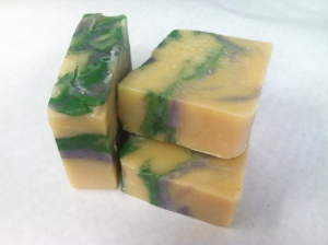 lily of the valley goat milk soap www.anniesgoathill.com