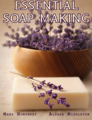 soap making book www.anniesgoahill.com