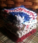 hand made dish cloths #2 www.anniesgoathill.com